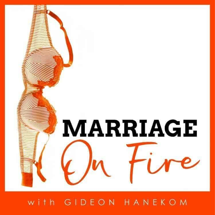 marriage on fire podcast image