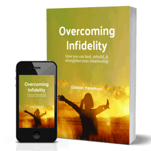 overcoming infidelity ebook cover image