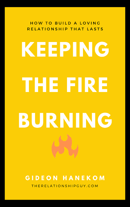 keeping the fire burning book cover