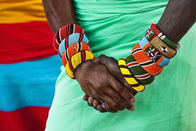 colourful tribes